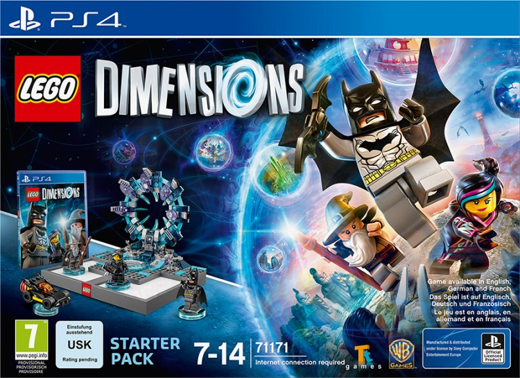 lego dimensions pack