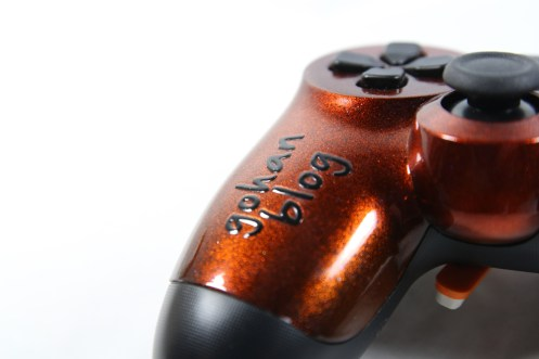 personnalisation blast controllers