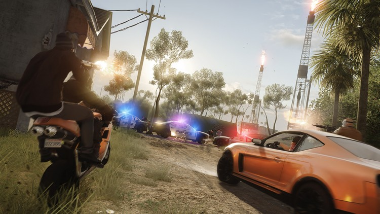 test battlefield hardline