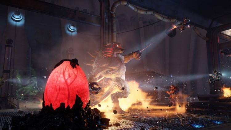 test evolve PS4