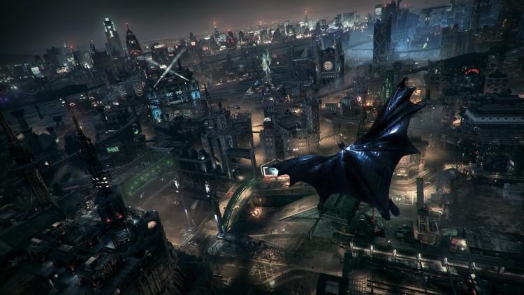 avis Batman Arkham Knight