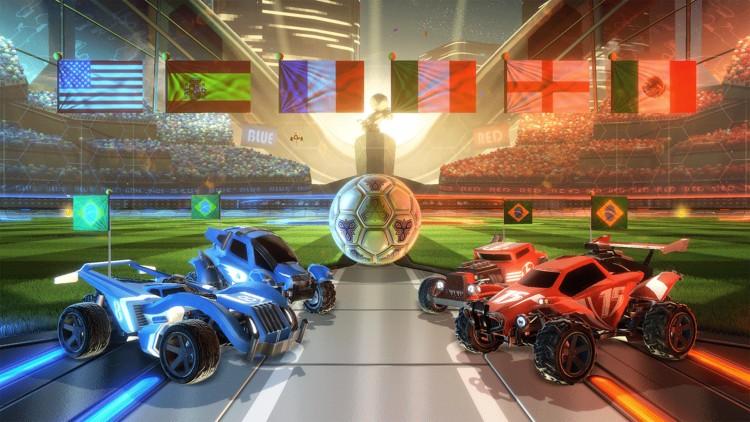 avis rocket league PS4