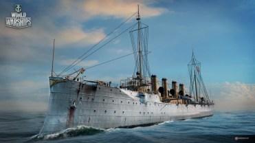 Cruiser américain