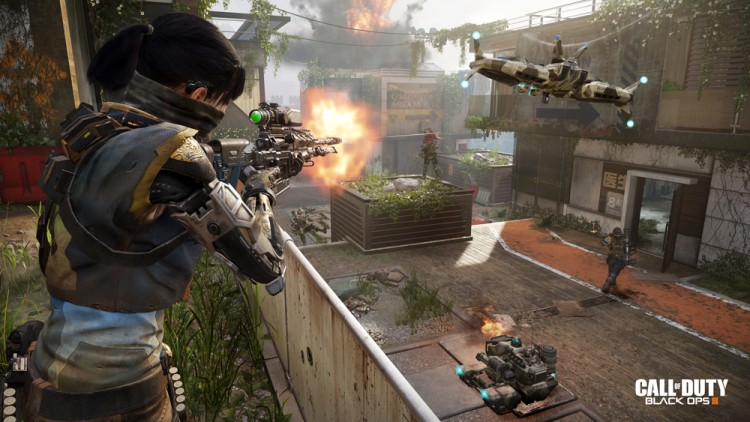 test Call Of Duty Black Ops 3