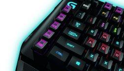 Logitech G910 détails touches