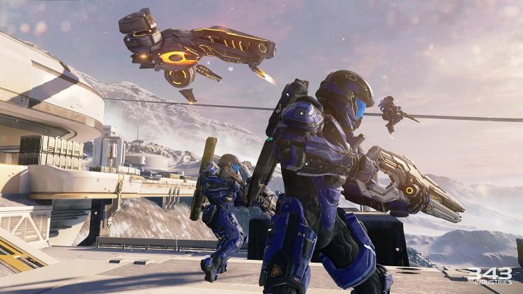 avis Halo 5 Guardians