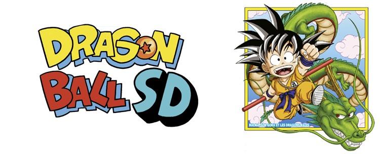 avis manga dragon ball SD