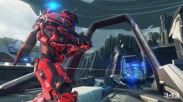 test Halo 5 Guardians
