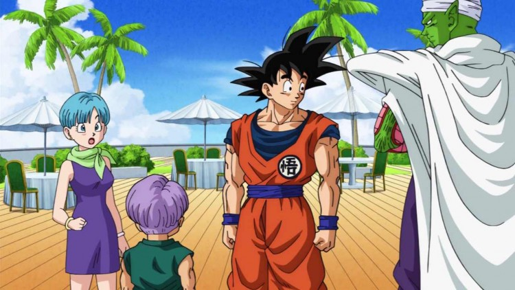 dragon ball super episode