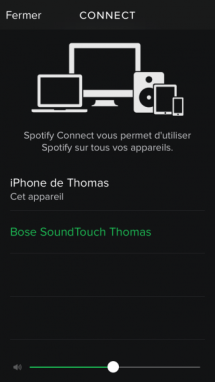Bose SoundTouch 30  airplay