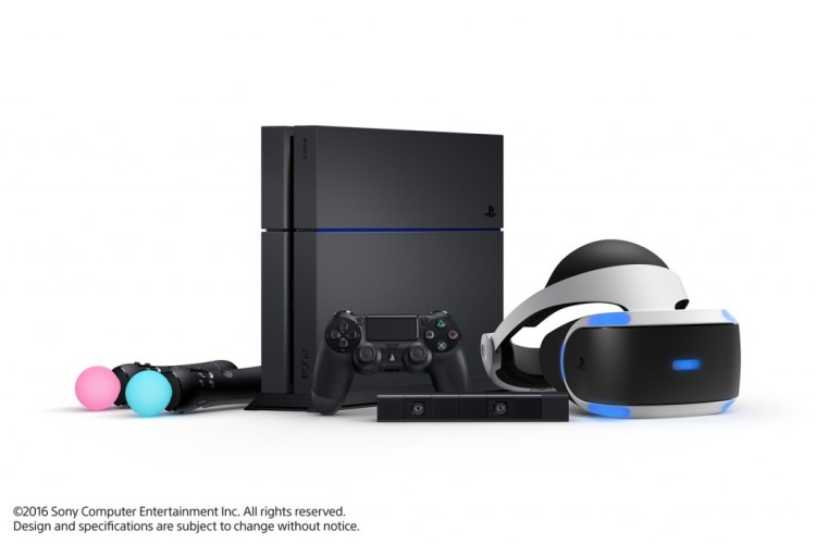 Playstation VR ps move