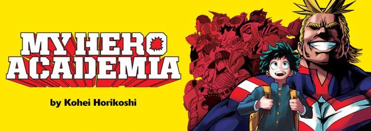 avis manga my hero academia