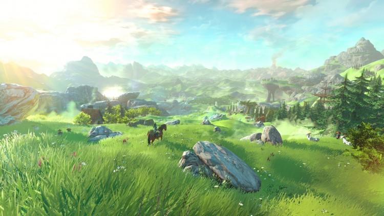 avis Zelda Breath of the wild