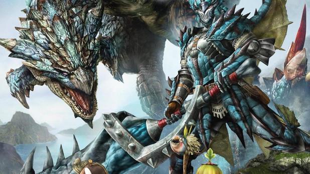 test Monster Hunter Generations