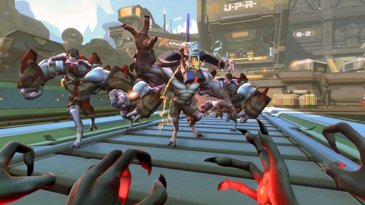 gameplay battleborn