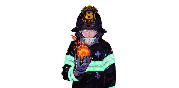 """Résultat de recherche d'images pour """"fire force manga 1"""""""