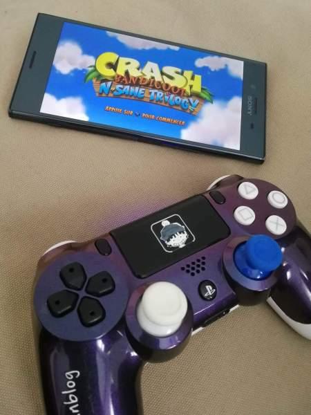playstation Sony Xperia XZ Premium