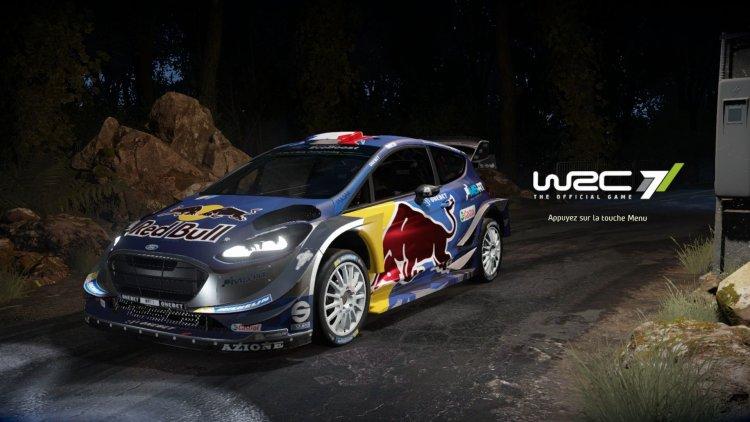 Test WRC7