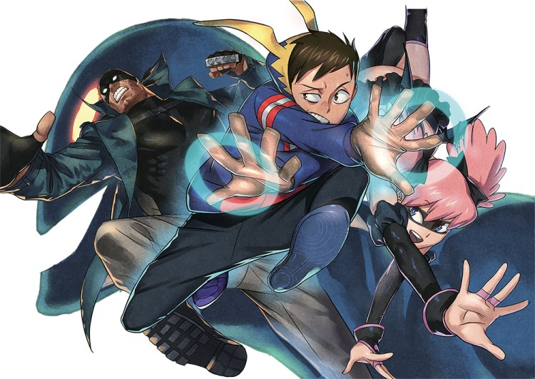 avis manga vigilante my hero academia