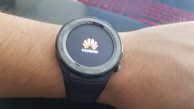 test huawei Watch 2