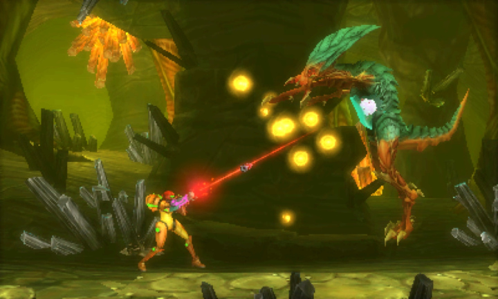 test 2 metroid samus returns