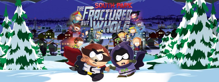 test South Park l'annale du destin