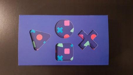 Unboxing press kit Playstation Playlink