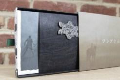 press kit Shadow of Colossus