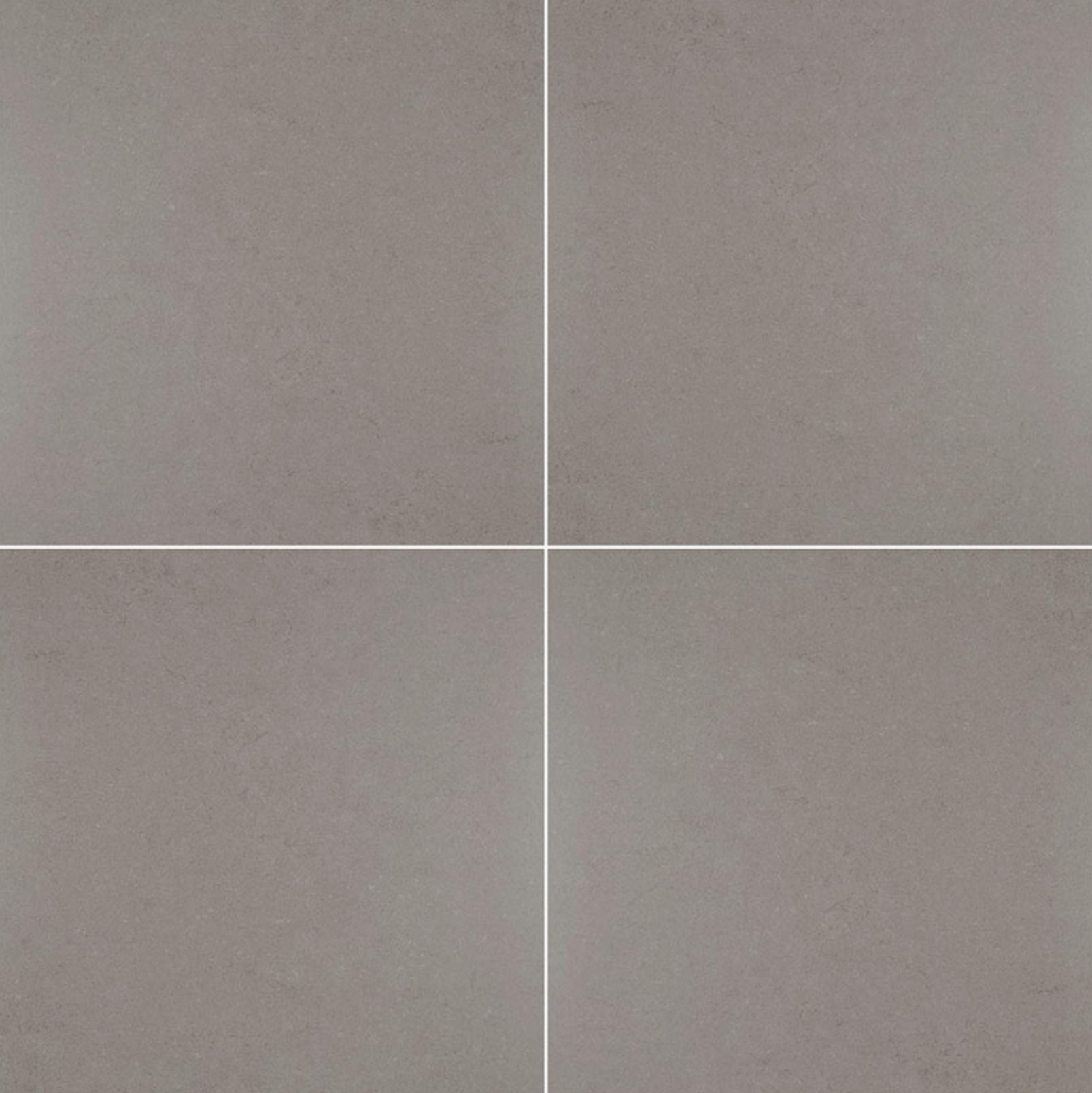 msi dimensions gris 24 x 24 matte porcelain tile premium 12 00 sq ft ctn