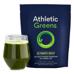 Athletic Greens GHWP Review