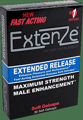 Extenze Male Enhancement Supplement