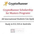 CryptoRunner Scholarship