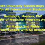 Khalifa University Scholarships 2021