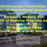 Khalifa University Scholarships 2021