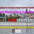 Work permit for students