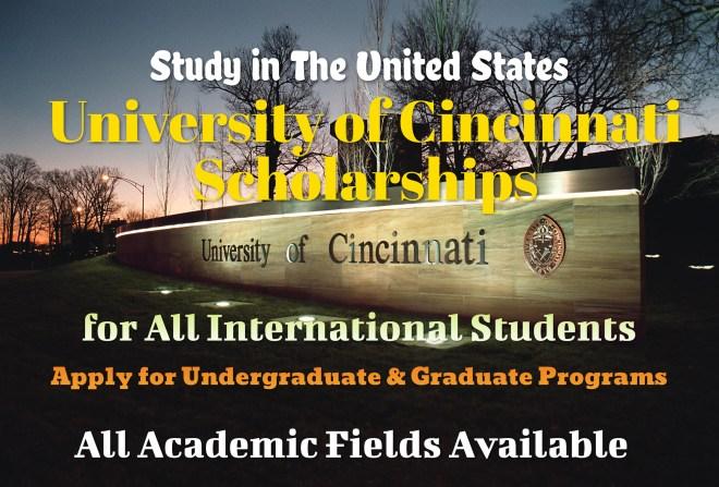 University of Cincinnati Scholarships