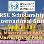 ERSU Scholarships for International Students