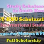 BEST-KNU Scholarship