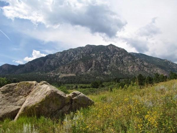 Cheyenne Mountain State Park - GO HIKE COLORADO