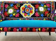 Stunning Handmade Bohemian Armchairs And Sofas