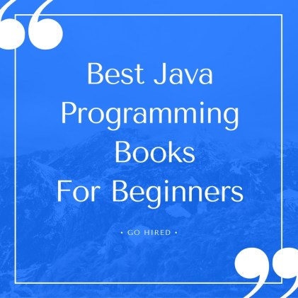 Best java book 2017 top learning material for java best java programming books fandeluxe Image collections