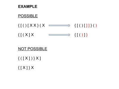 example explaining problem