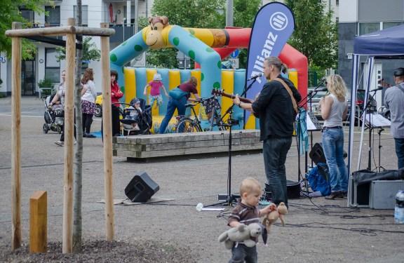 Gohliser Kinder- und Sommerfest; Foto: Andreas Reichelt