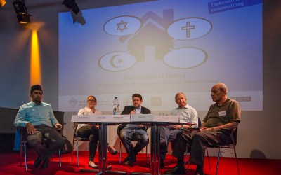 Diskussionsveranstaltung Interreligiöser Dialog