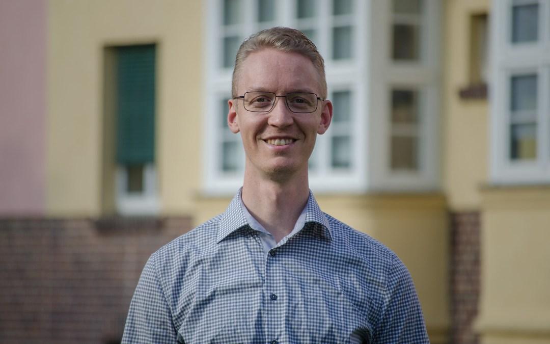 Peter Niemann; Foto: Andreas Reichelt