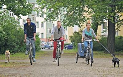 Neues Streetwork Team im Leipziger Norden