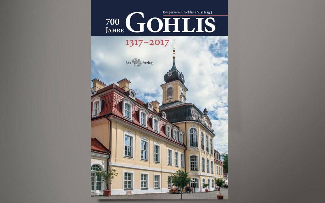 """Buchpremiere """"700 Jahre Gohlis"""""""