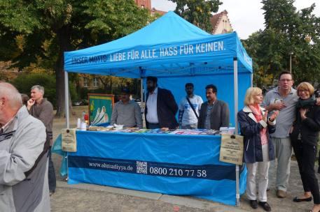 3. Interreligiöses Dankfest, Bürgerverein Gohlis e. V.