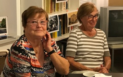 Gohliser Ladengeschichten: Eine Blumenfrau erzählt