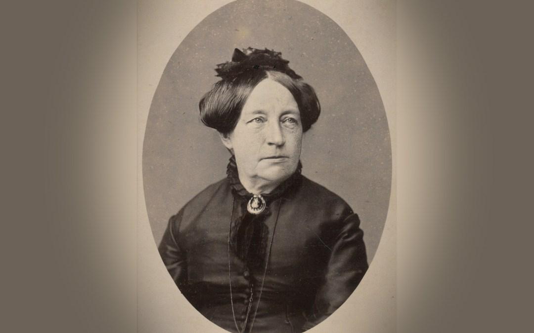 Louise OttoPeters; Quelle: Archiv Elisabeth Guhr